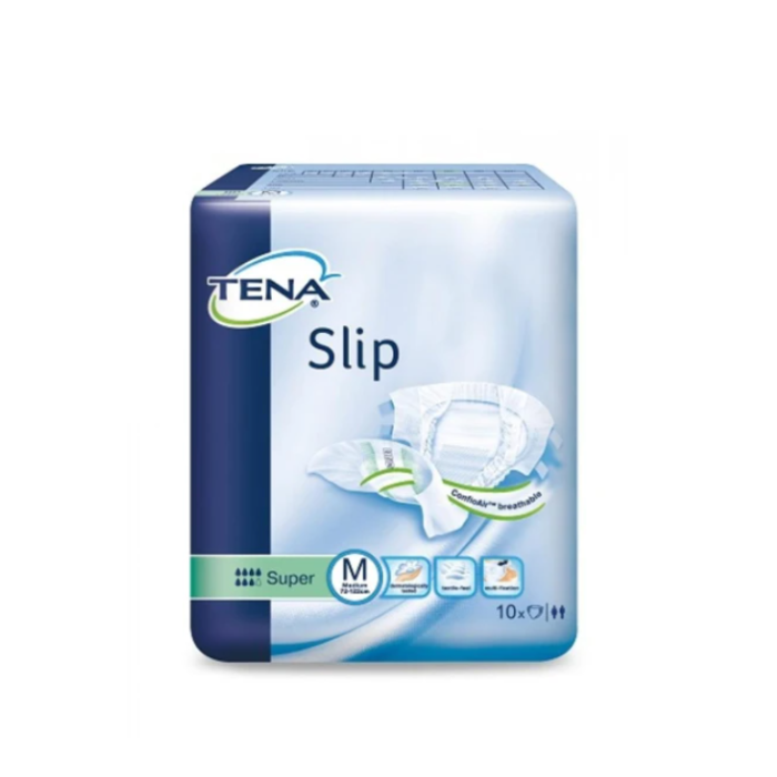 TENA Slip Super M (10 pcs/bag)